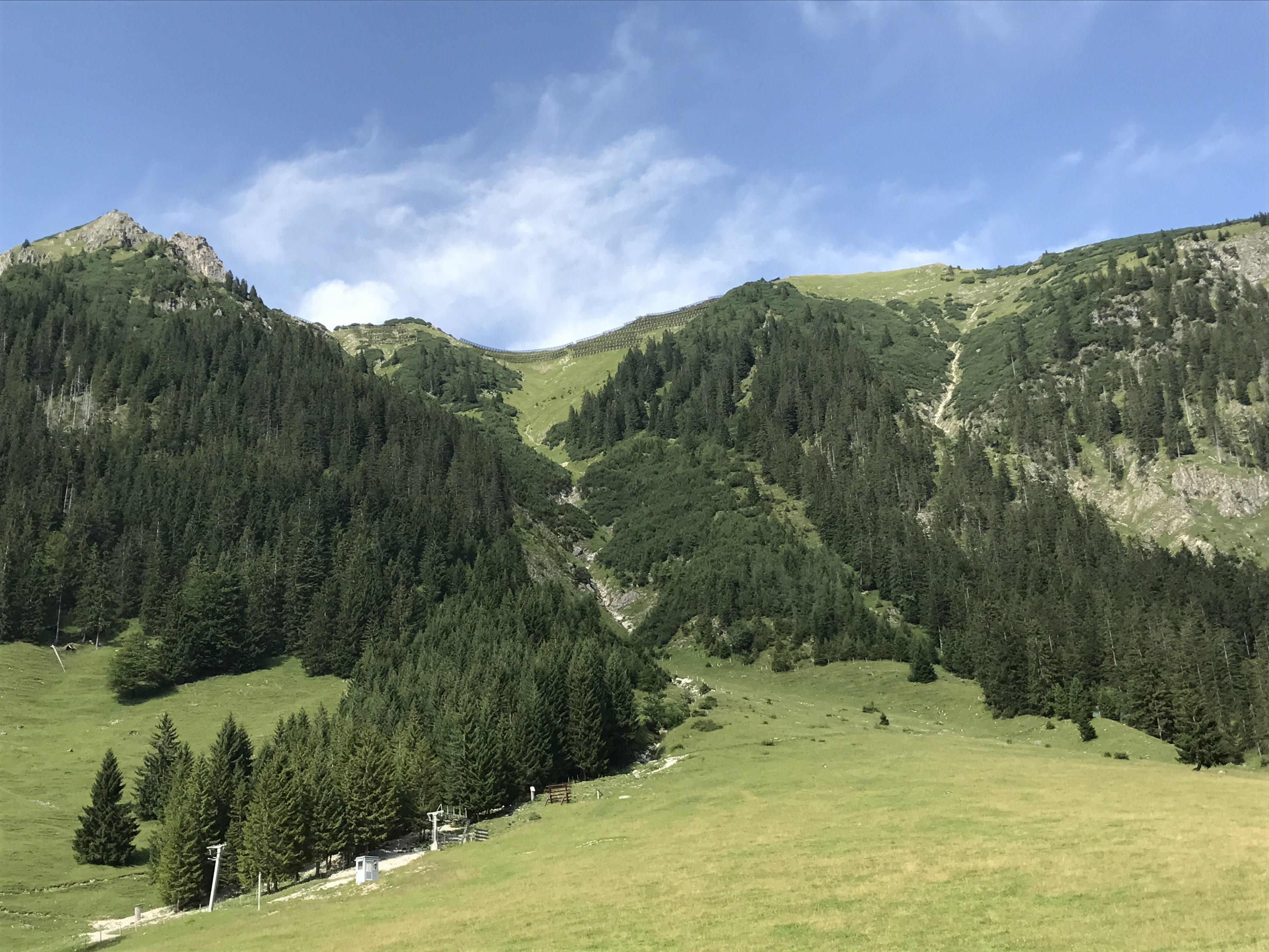 Blog Andrea vorm Walde Selbstgemachte Berge - Bewegung